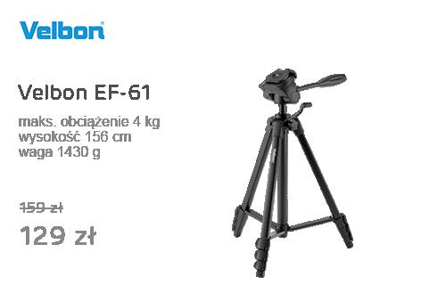 Velbon EF-61