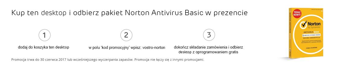 Dell Vostro + Norton AV DT