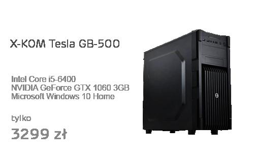 X-KOM Tesla GB-500