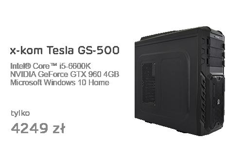 X-KOM Tesla GS-500