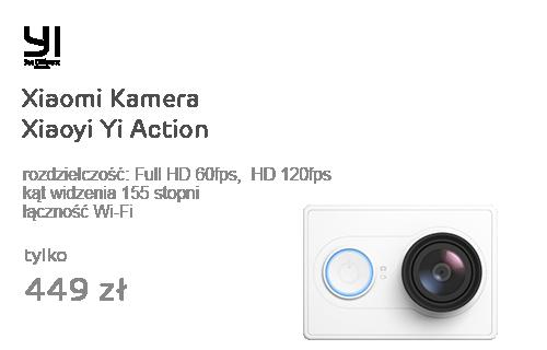 Xiaomi Kamera Xiaoyi Yi Action