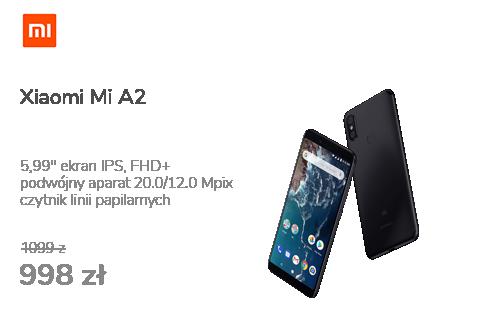Xiaomi Mi A2 4/64GB Black