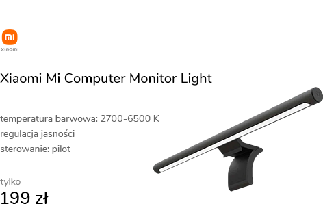 Xiaomi Mi Computer Monitor Light