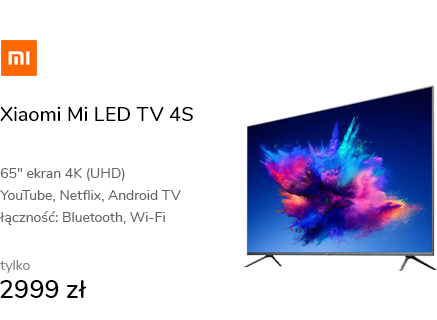 Xiaomi Mi LED TV 4S 65""