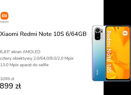 Xiaomi Redmi Note 10S 6/64GB Ocean Blue