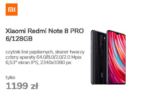 Xiaomi Redmi Note 8 PRO 6/128GB Mineral Grey