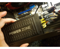 Test be quiet! Power Zone 650W 80 Plus Bronze