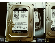 Test WD 1TB 7200obr. 64MB BLACK