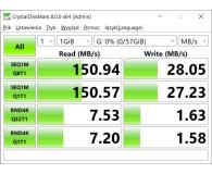 Opinia o SanDisk 64GB Ultra (USB 3.0) 100MB/s