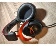 Test HyperX Cloud II Headset (czerwone)