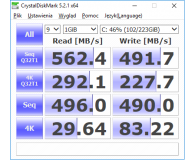 Recenzja GOODRAM 240GB 2,5'' SATA SSD Iridium PRO