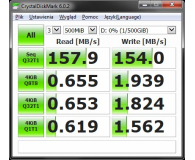 Opinia o WD BLUE 2TB 5400obr. 64MB