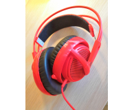 Test SteelSeries Siberia 200 Forged Red