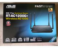 Opinia o ASUS RT-AC1200G+ (1200Mb/s a/b/g/n/ac, USB)