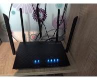 Test ASUS RT-AC1200G+ (1200Mb/s a/b/g/n/ac, USB)
