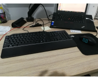 Test Dell KB-522 Wired Business Multimedia Keyboard