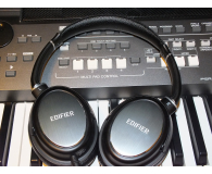 Test Edifier H850 (czarne)