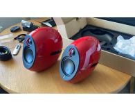 Test Edifier 2.0 Luna E25HD Bluetooth (czerwone)