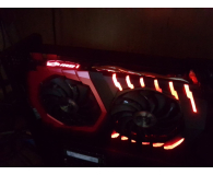 Opinia o MSI GeForce GTX 1070 GAMING X 8GB GDDR5