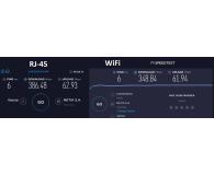 Test ASUS PCE-AC55BT (1200Mb/s a/b/g/n/ac) BT 4.0