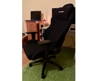 Test AKRACING Gaming Chair (Czarny)