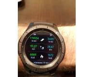 Samsung Gear S3 SM-R760 Frontier - geforce82