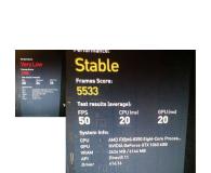 Test MSI GeForce GTX 1060 ARMOR OC V1 6GB GDDR5
