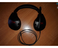 Test HyperX Cloud Stinger Headset (czarne)