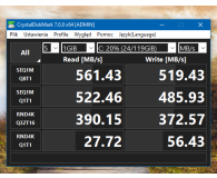 "Test ADATA 512GB 2,5"" SATA SSD Ultimate SU800"