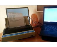 Test Unitek Przejściówka USB - LPT Centronics