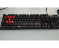 Test HyperX Alloy FPS Cherry MX Blue