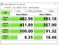WD 240GB M.2 SATA SSD Green - Piotr