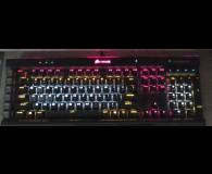 Test Corsair K95 Platinum (Cherry MX Brown, RGB)