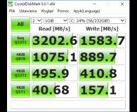 Recenzja Samsung 250GB 1,8'' Seria 960 EVO M.2 2280 NVMe