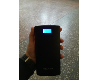 Test ADATA Power Bank P20000D 20000 mAh 2.1A (czarny)