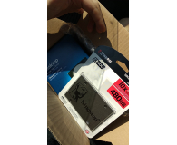 "Test Kingston 480GB 2,5"" SATA SSD A400"