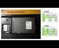 """Test Kingston 480GB 2,5"""" SATA SSD A400"""