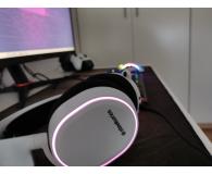 Test SteelSeries Arctis 5 Białe