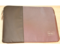 "Test Targus Pulse 13 - 14"" Laptop Sleeve czarno-hebanowy"