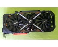 Opinia o Gigabyte GeForce GTX 1080 Ti Aorus 11GB GDDR5X