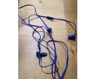 Test JBL T110 Niebieskie