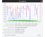Test Patriot 240GB 2,5'' BURST SATA SSD