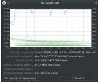"""Patriot 960GB 2,5"""" SATA SSD BURST - Jacek"""