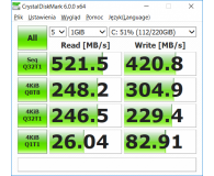 """Micron 256GB 2,5"""" SSD M1100 3D NAND OEM - nixon"""