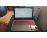Test MSI GV62 i5-7300HQ/8GB/1TB GTX1050Ti