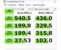 Opinia o GOODRAM 120GB 2,5'' SATA SSD MLC IRDM (GEN2)