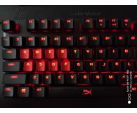 Test HyperX Nakładki na klawisze do FPS i MOBA (czerwony)