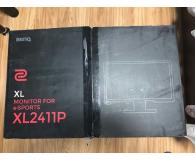 Test BenQ ZOWIE XL2411P czarny