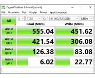 """WD 240GB 2,5"""" SATA SSD Green - Marcin"""