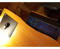Opinia o Corsair K55 Gaming Keyboard & Harpoon Mouse Combo (RGB)
